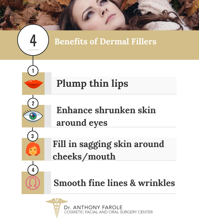 Benefits of Dermal Fillers